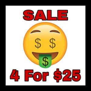 🤑 Closet Wide Sale READ DESCRIPTION
